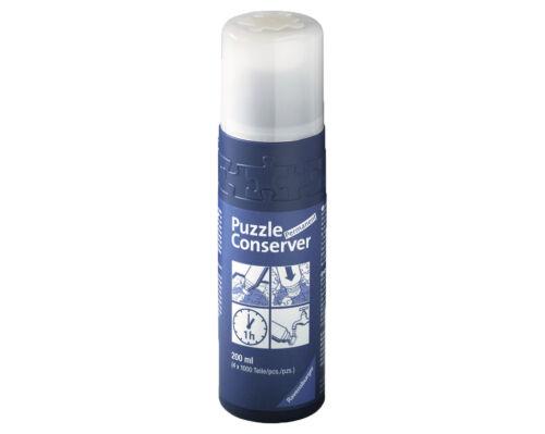 Glue ~ 200ml Jigsaw Puzzle ~ Ravensburger ~ PUZZLE CONSERVER