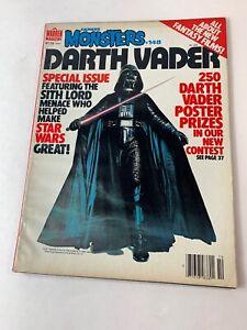 VINTAGE-FAMOUS-MONSTERS-NO-148-OCTOBER-1978-Star-wars-Darth-Vader-COVER-Warren