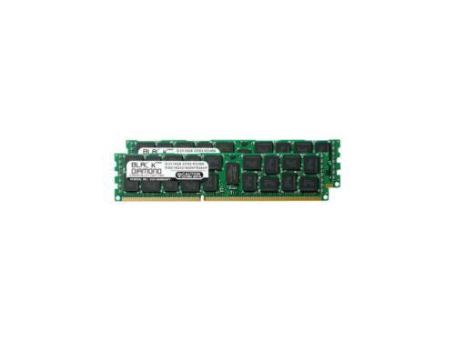 2 x 16GB EC Black Diamond Memory 32GB PC3 12800 240-Pin DDR3 SDRAM DDR3 1600
