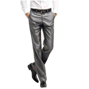 Business-Mens-Slim-Fit-Straight-Pants-Wedding-Business-Dress-Formal-Casual-New