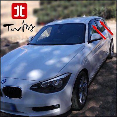 HEKO BMW 1 F20 5-portes hayon 2011-2019 2-pc Vent Déflecteurs teintées
