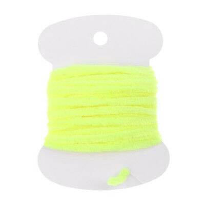 Threads Fly Tying Materials for Trout Salmon and Bass Flies Making Yellow