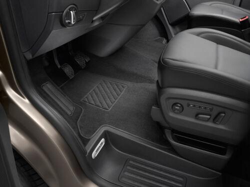 Originales de VW textil felpudo gamuza delantera Transporter t5 Multivan drehknebel OEM