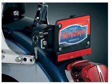 KURYAKYN MOTORCYCLE LICENSE PLATE HELMET LOCK WITH MOUNT 4248 41-9634 2030-0877
