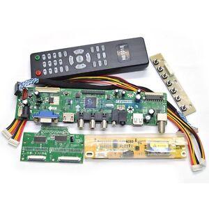 Lcd tv video driver board
