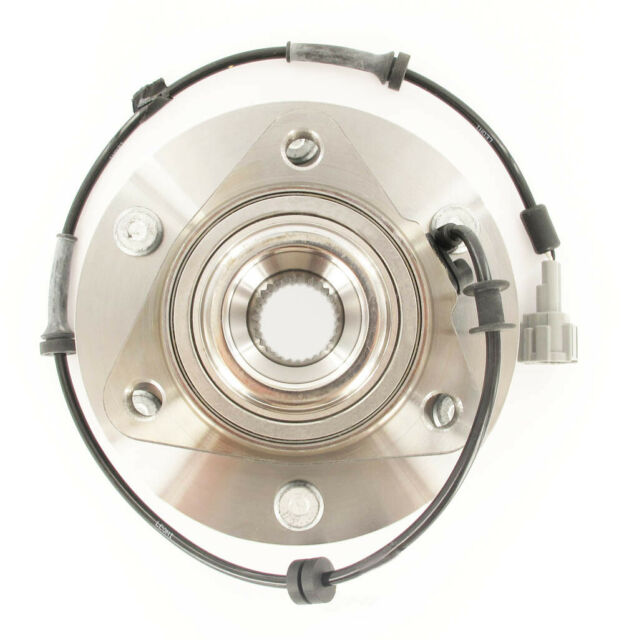 Wheel Bearing and Hub Assembly Front SKF BR930637
