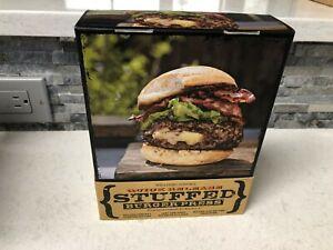 Williams Sonoma Stuffed Hamburger Press  NEW!!!