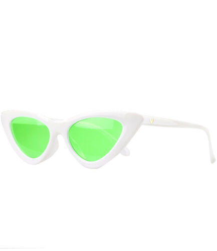 caripe Sonnenbrille Damen 50er 60er Retro Cateye Vintage Rockabilly s3082