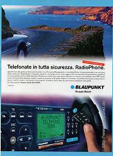 BELLEU998-PUBBLICITA'/ADVERTISING-1998- BLAUPUNKT RADIOPHONE