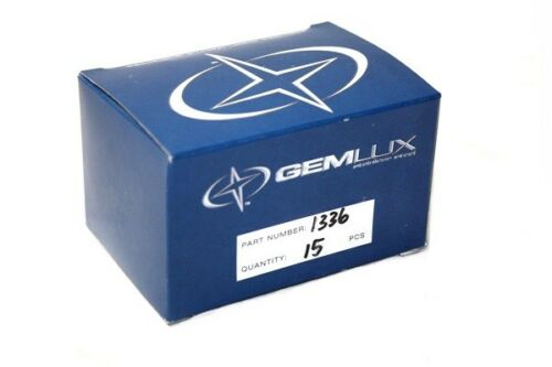 Box of 15 GemLux GEM Stainless Door Holder Assembly 1336 NEW