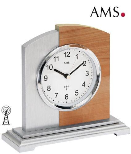 AMS 41 Coultre Funk kernbuche-Optik Bureau funktischuhr bürotischuhr 572