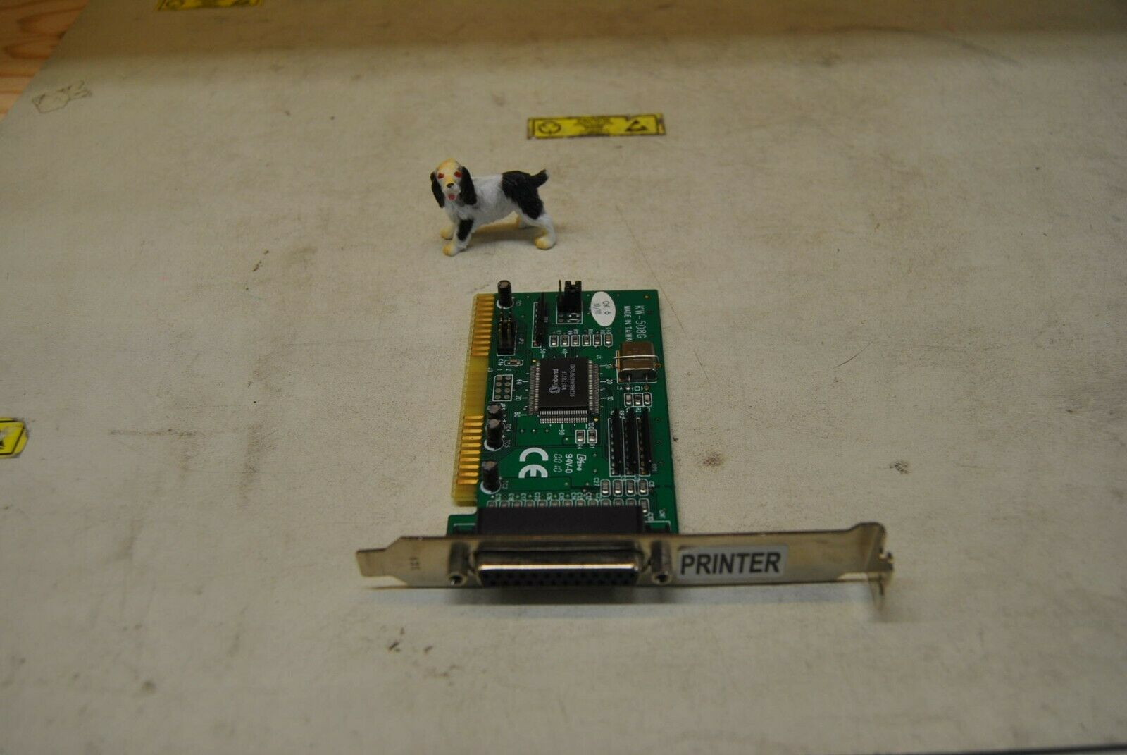 Kouwell KW-508G Add-on parallel ISA-bus printer card FREE SHIPPING