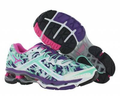 Running Shoes Purple, Green, Pink SIZE
