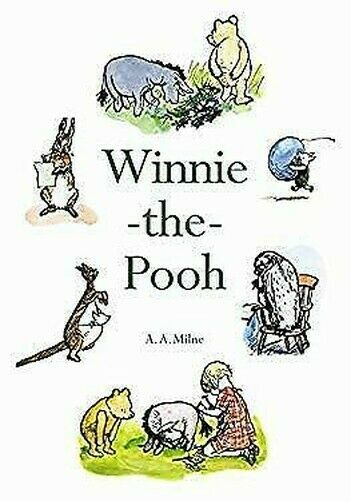 Winnie The Pooh Hardcover A.A.Milne