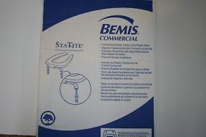 Awe Inspiring Details About Bemis 1955Ct 000 Elongated White Commercial Open Front Toilet Seat No Lid Machost Co Dining Chair Design Ideas Machostcouk