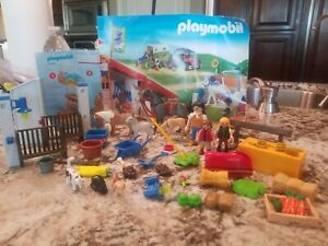 2008-PLAYMOBIL-4159-Advent-Calendar-Holiday-Set-Loose