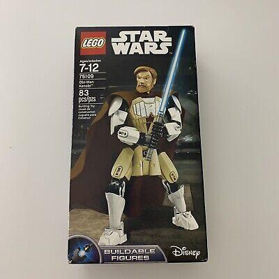 7 LEGO Star Wars Obi Wan Kenobi 2009