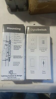 Digital Switch CH LC/&D CHELSEA