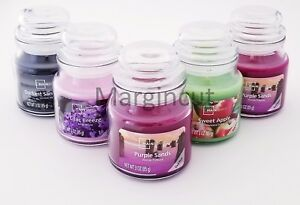 Mainstays-Scented-Glass-Jar-Candles-3oz-Flat-Rate-Ship-Price-Any-Quantity
