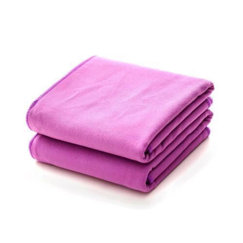 Outdoor Travel Camping Microfiber Quick-Drying Towel Shower Sport Swim Beach