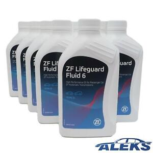 9-Liter-ZF-Automatik-Getriebeoel-Lifeguard-6-6HP-ATF2-Hydraulikoel-fuer-BMW-9-Liter