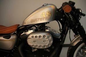 CAFE-RACER-FILTRO-ARIA-FILTRO-COPERCHIO-04-15-Harley-Davidson-Sportster-IRON88