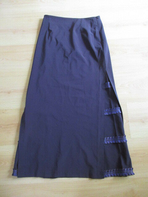 Skirt bluee Red White Purple Size 36 à - 74%