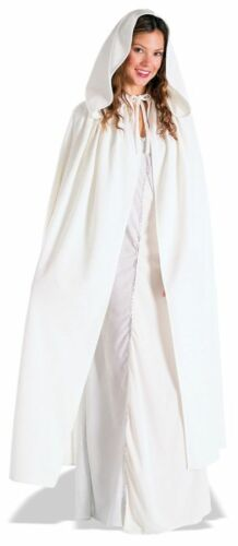Lord Of The Rings Arwen White Cloak Adult Womens Costume Liv Tyler Halloween