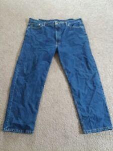 uomo 190416541850 da taglia Levi Jeans 550 Jeans Strauss 48x32 gAxqw6