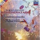 Nikolai Rimsky-Korsakov - Rimsky-Korsakov: Scheherazade; Tsar Sultan Suite (1987)