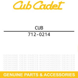 MTD 712-0214 Nut-Hex Ins L 3//8 X 24 Cub Cadet Troy-Bilt