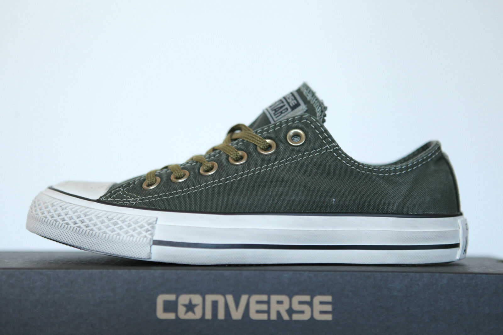 Neu Converse Chucks All Star Star Star low Well Worn Privet 142230c Gr.36 UK 3,5 273d91