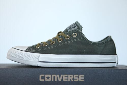 NUOVO Converse Chucks All Star Low WELL WORN OX Privet 142230c Sneaker