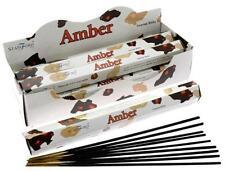 Stamford 'Amber' Incense Sticks (pk 20) (T86)