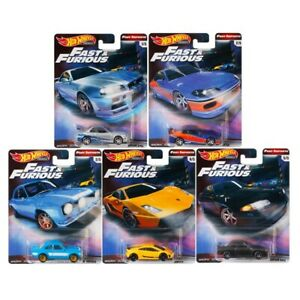 Hot-Wheels-Diecast-Fast-amp-Furious-Fast-Imports-Wave-1-Car-Culture
