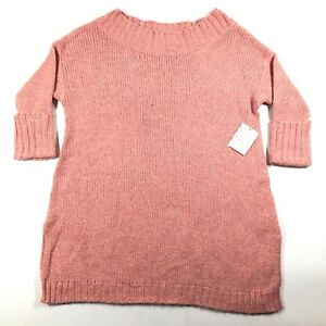 bc1e508e56d4e Image is loading Free-People-Womens-XS-Cashmere-Blend-Pullover-Sweater-