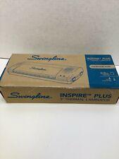 Swingline Inspire Plus 9 Thermal Laminator 1701857cm Free Shipping