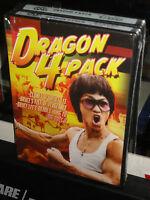 Big Boss 2, Clones Of Bruce Lee, Bruce Lee's Deadly Kung Fu, (dvd) 4-films