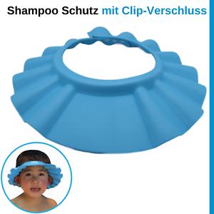 Kinder Haarwaschhilfe Kinder Haare waschen Shampoo Schutz Augenschutz Shampoo