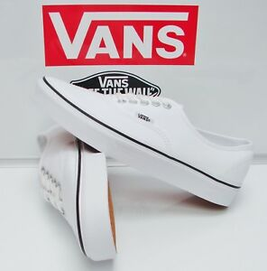 d4693ab8e699 Vans Authentic (Eyelets) True White True White VN-0A38EMOE1 Men s ...