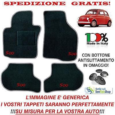 Tapis Fiat Barchetta Tapis de Sol pour Voiture à Personnalisé,
