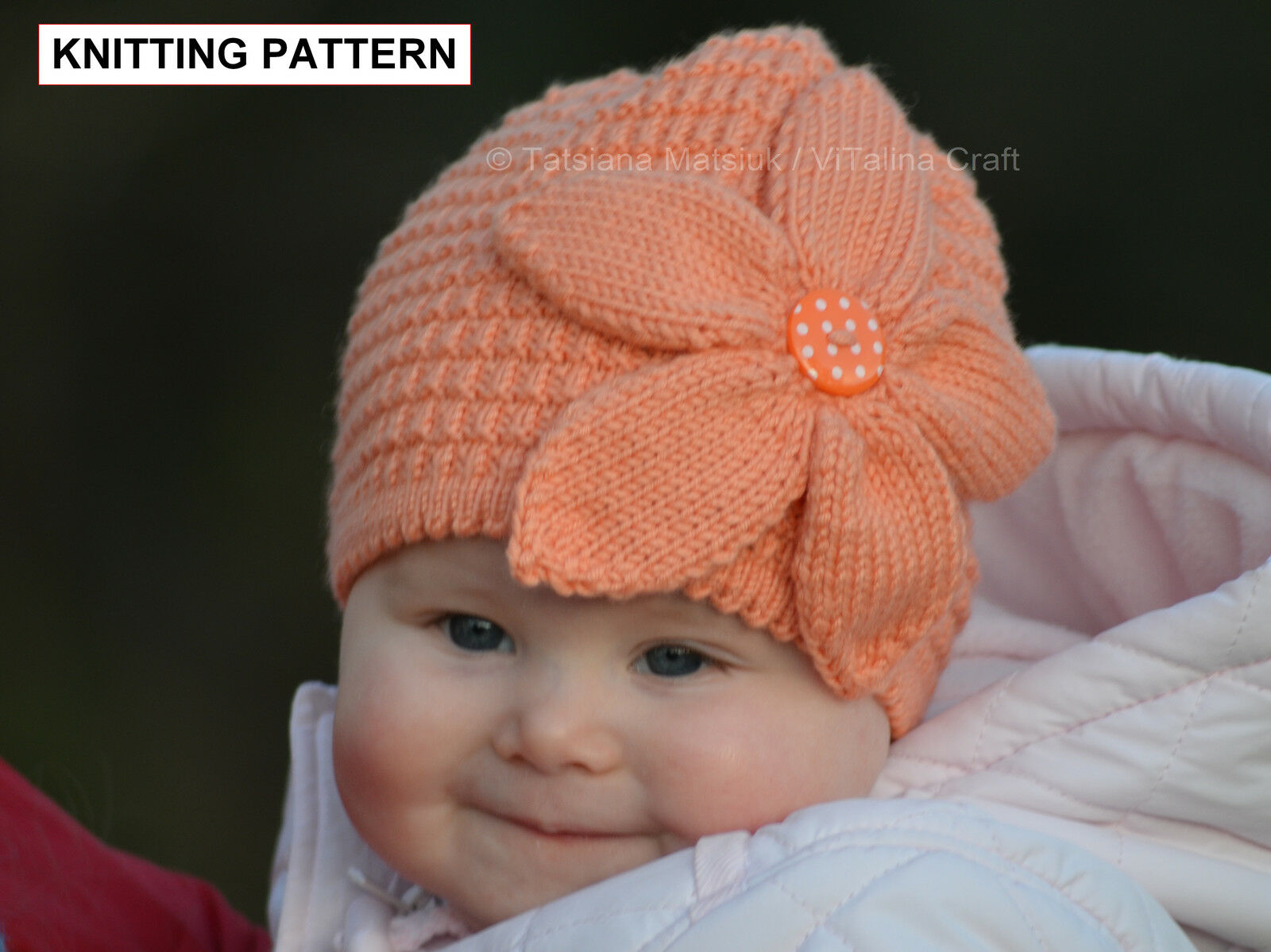 ... stitch using needle size US 8 (5.0 mm)                                                           CLICK ON THE  PHOTOS FOR MY OTHER HAT PATTERNS 5e2647117ee