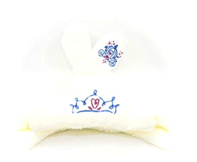 Disney Baby Plush Hat /& Matching Mitts,0-6M