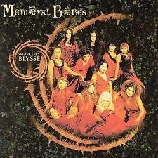 "Mediaeval Baebes ""Worldes Blysse"" CD Miranda Sex Garden Ambient Neo-Classical"