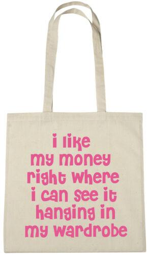 secret santa gifts stocking fillers gifts for her women I Like My Money Bag