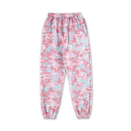 Blue /& White Size S Candy Woodland Pink Original Kylie Jenner Camo Sweatpants
