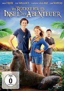 Die-Rueckkehr-zur-Insel-der-Abenteuer-von-Brendan-Maher-DVD-Zustand-gut