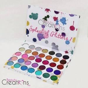 Splash-di-glitter-2-bellezza-Creations-35-Colori-Tavolozza-Ombretto-Trucco