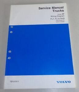 Workshop Manual/Workshop Manual Volvo Lorry FL7, FL10 Rhd Schematics By  1996 | eBay | Volvo Fl10 Wiring Diagram |  | eBay