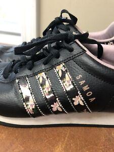 Adidas Samoa Limited Edition Black